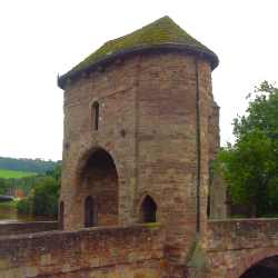 Monnow Bridge